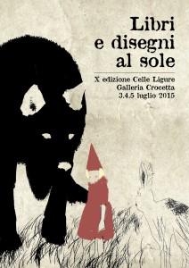 Fiera Libri al sole - Celle Ligure (3-5 luglio 2015)