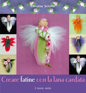 CREARE FATINE CON LA LANA