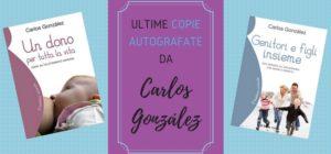 Ultime copie autografate da Carlos González!
