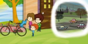 Il libro illustrato sui bambini e l'ecologia per la settimana della sostenibilità