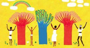 Un canto per gli alberi alla Feltrinelli RED di Milano: laboratorio creativo per bambini