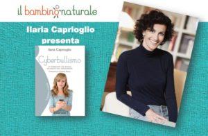 Ilaria Caprioglio presenta il suo libro Cyberbullismo a Savona
