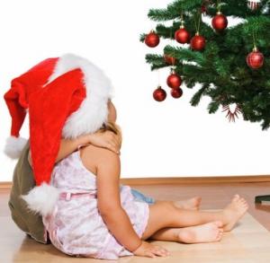 Per un Natale coi bambini colmo di luce