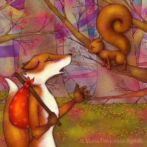 illustrazione per libri per bambini