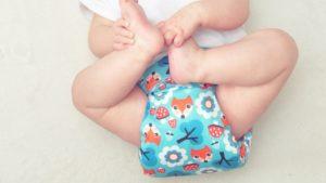 Pannolini lavabili: l'esperienza di una mamma