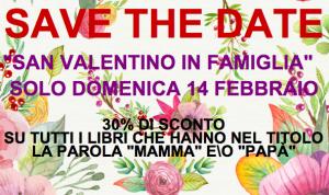 Promo San Valentino: 30% di sconto su tanti libri solo il 14 febbraio!