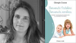 "Giorgia Cozza presenta ""Benvenuto fratellino, benvenuta sorellina"" a Rovigo"