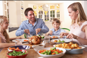 Bambini a tavola: l'importanza del dialogo
