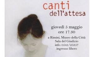 """Sabrina Giarratana e Le Nove Lune vi aspettano a Rimini con """"I canti dell'attesa"""""""