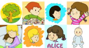 Le Storie di Alice anche su Facebook