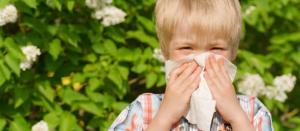 Allergie nei bambini: come riconoscerle?