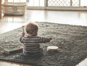 L'arte del riordino della cameretta dei bambini