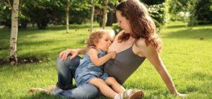 Cos'è l'allattamento a termine?