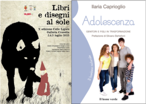 Libro sull'Adolescenza: l'autrice lo presenta a Celle Ligure