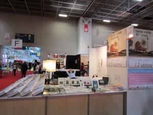 Latte materno e libri a Torino, grande successo!