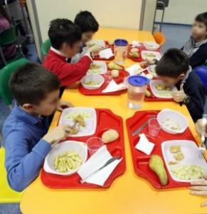 I bambini e la cucina vegana a scuola