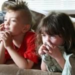 La tv sempre meno adatta ai bambini