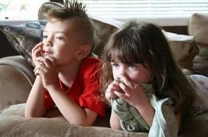 L'educazione dei bambini e le tate tv!
