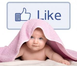 Bambini su Facebook e diritto all'immagine