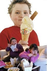 """Bambini obesi e in sovrappeso in un pianeta troppo """"tondo"""""""