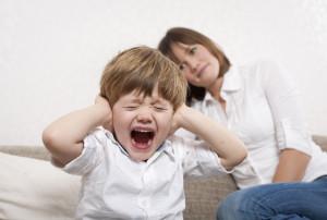Il mio bambino è oppositivo, e io perdo le staffe...