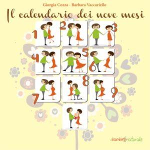 Il calendario della gravidanza in regalo