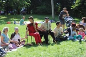 Crescere i bambini nella gioia, il family camp