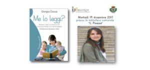 Giorgia Cozza a Parma per un doppio appuntamento!