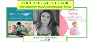 Giorgia Cozza a Seriate per parlare di coccole, poppate e fiabe!