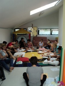 Massaggio infantile, un corso a Gorizia con Elena dal Prà