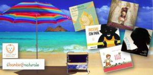 Cinque libri per bambini da mettere in valigia!