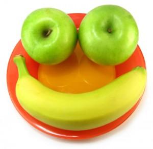 Ricette per bambini con la frutta autunnale