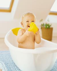 Il bambino e l'igiene naturale