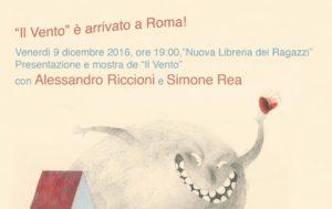 A dicembre a Roma arriva Il vento!