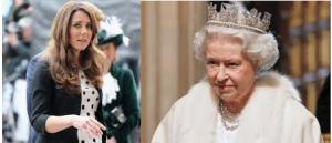 Parto naturale, la Regina non sa aspettare…