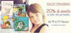 Promozione d'inverno: -20% su tutti i nostri libri per bambini!