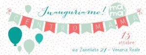 Centro per la Maternità MA.MA: inaugurazione il 15 Ottobre a Venaria Reale (TO)