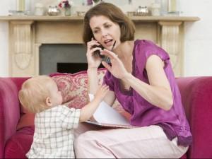Quando la mamma cambia lavoro…