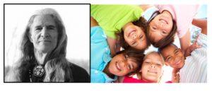 Manitonquat: educare i bambini è cruciale per la nostra sopravvivenza