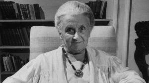Maria Montessori : l'interprete del bambino