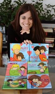 La nostra illustratrice di libri per bambini a Perugia
