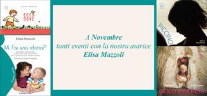 Novembre ricco di eventi con Elisa Mazzoli!