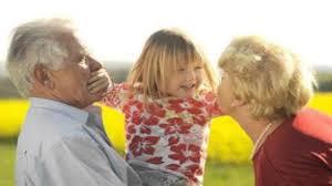 Bambini con genitori separati e relazione con i nonni