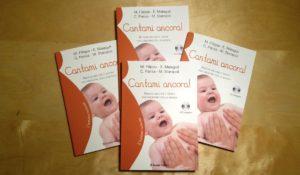 Novità editoriale! Cantami ancora, il libro per genitori della collana il Bambino Naturale!