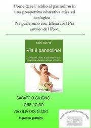 Togliere il pannolino, il libro a Gorizia