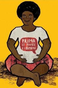 manifesto progetto salute bambini africa