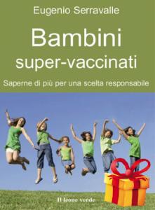 Vaccinare i bambini, il libro in regalo!