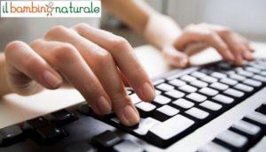 Compila il questionario del Bambino Naturale in dieci click!