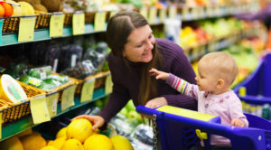 SOS Mamma: Fare la spesa con il mio bimbo è un disastro! Quali consigli mi date?