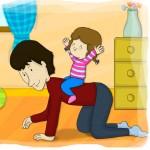 immagine libri bambini dedicati ai papà